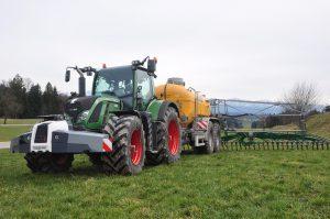 TERRA CARE - Das Reifendruckregelsystem für Traktor und Anhänger.