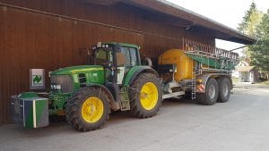 Big organic farmer in Ulm protects its floors with TerraCare